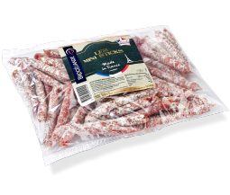 Luftgetrocknete Mini Salamis sticks 500G